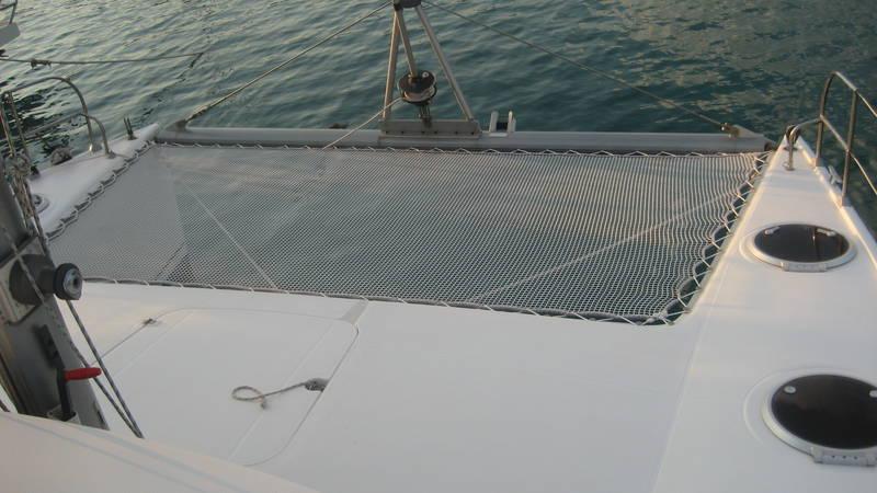 nets for catamarans