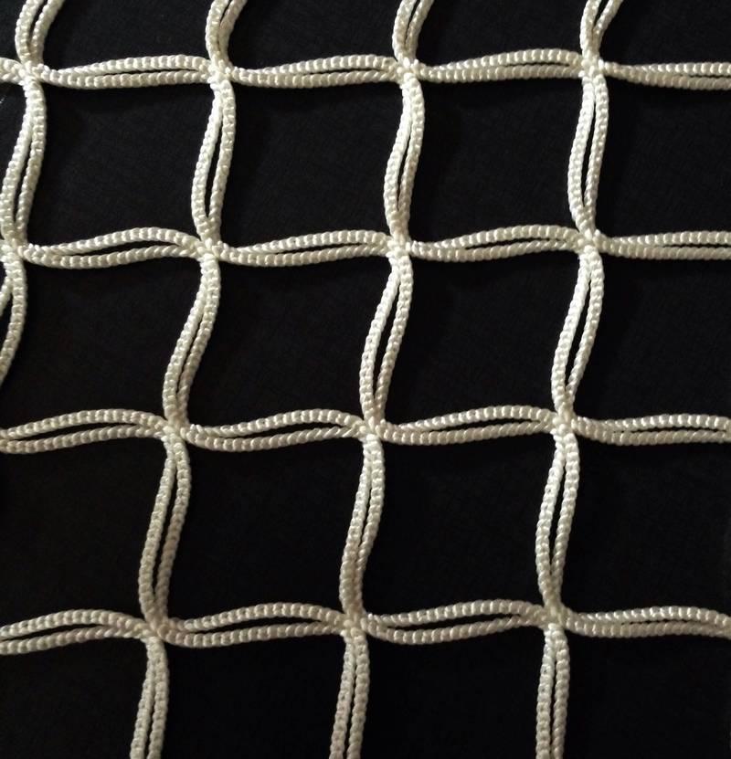 δίχτυ με διπλό έμβολο για αθλήματα