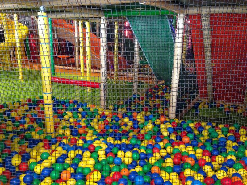 δίχτυα για παιδότοπους