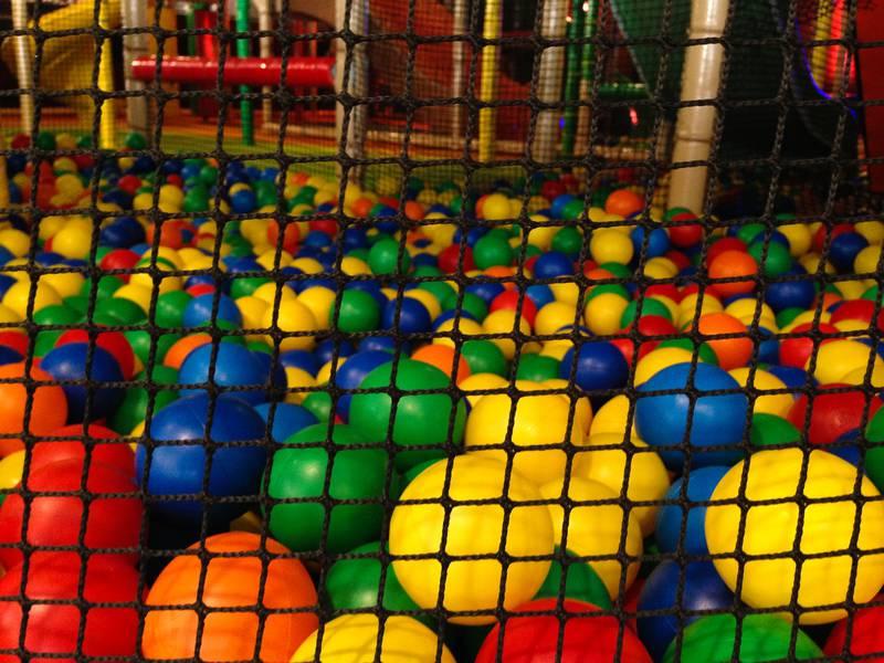 δίχτυα για παιδοτόπους