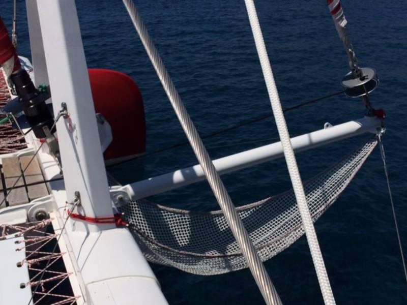 δίχτυα και ρέλια για σκάφη και ιστιοπλοϊκά