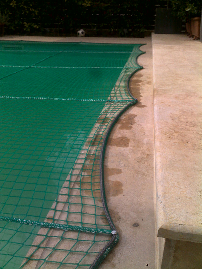 safety nets for swimming pools