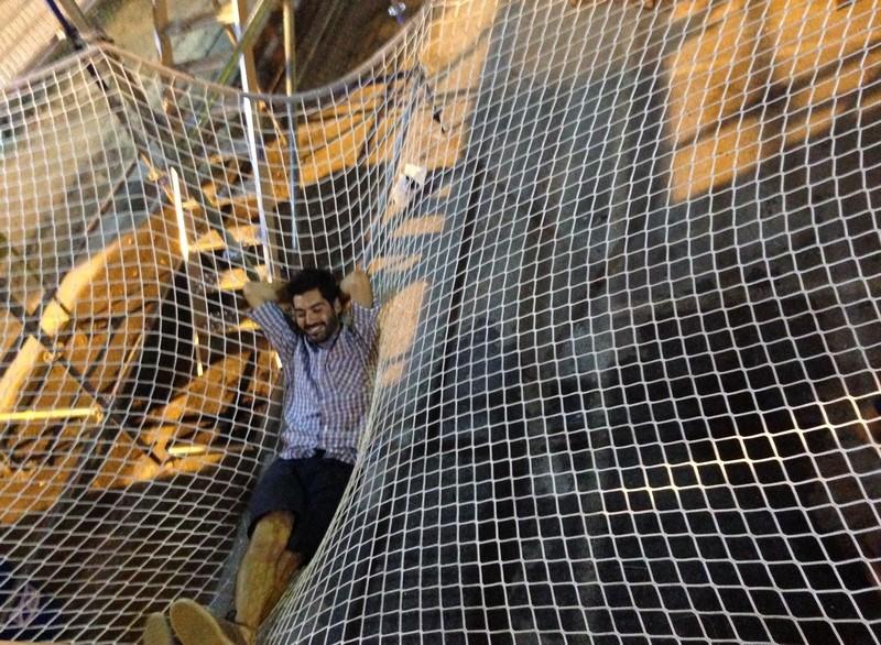 δίχτυα ασφαλείας για ιδιωτικές κατοικίες